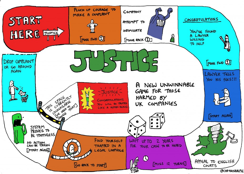 justice in colour
